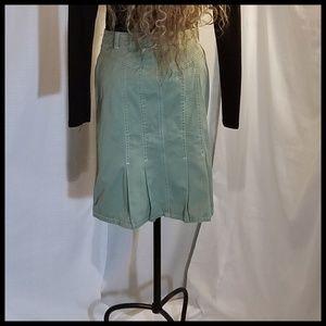 🎁 3 for $10 Sage Green Skirt 6